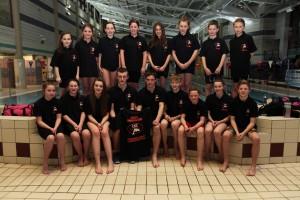 Shropshire County Championships Squad 2016
